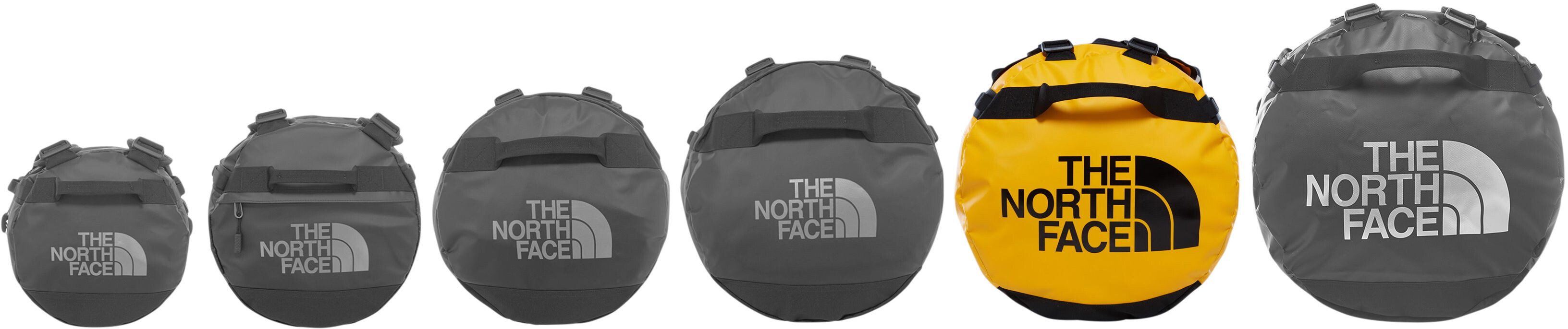 online store c43cd db74a The North Face Base Camp Duffel XL summit gold/tnf black